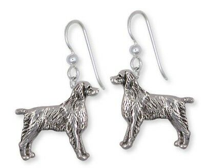 Brittany Earrings Sterling Silver Jewelry - BR7-e