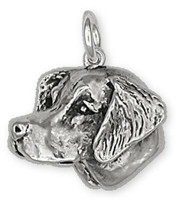 Sterling Silver Brittany Charm Jewelry - BR1C