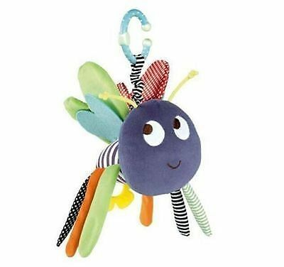 New Mamas & Papas rattle teether bed ca the pram crib hanging toy!!