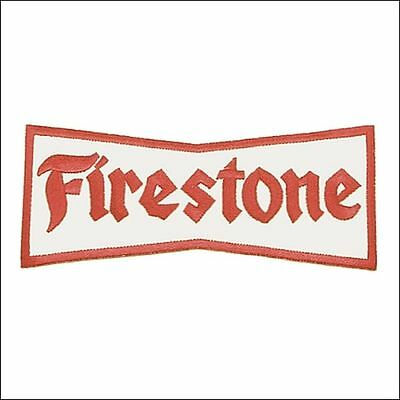 Firestone Embroidered Bowtie Patch/Badge