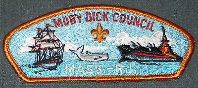 Boy Scouts of America BSA Moby Dick Council CSP