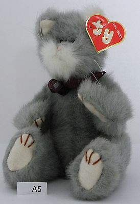 A5 TY Attic Treasures Whiskers with Woolie hand tag