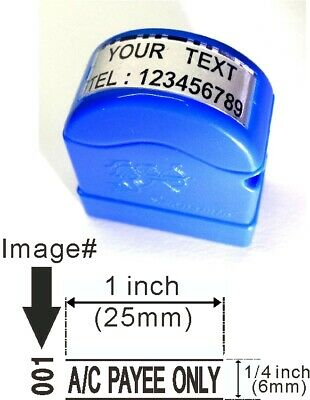 Office Message Stamp,Pre-inked,Urgent,COPY,RECEIVED,NOTE,REMINDER etc(192 words)