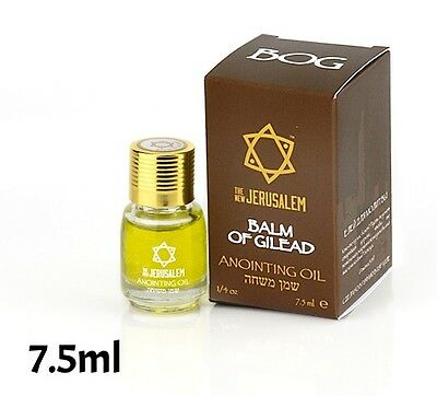 Anointing Oil Balm of Gilead Fragrance 7.5ml From Holyland Jerusalem
