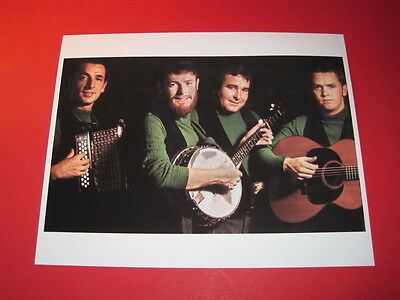THE IRISH ROVERS  10x8 inch lab-printed glossy photo P/2874