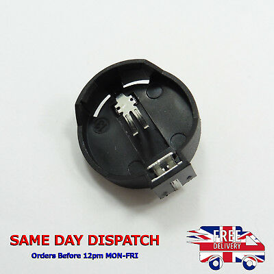 3V Battery Holder CR2032 CR2025 CR2016 Button Coin Socket Shell F12