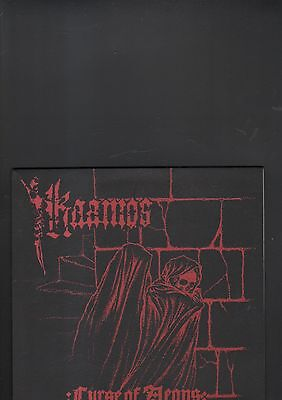 KAAMOS - curse of aeons  EP 10""