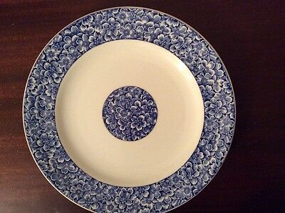 Royal Worcester Porcelain Plate for Tiffany & Co.,19th century, Aesthetic Period