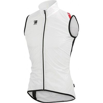 GILET SPORTFUL HOT PACK 5 VEST BIANCO NERO Size XL