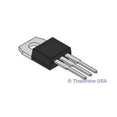 5 x BT136 BT136-600 BT136-600E Triac Philips 600V 4A - USA Seller - Free Ship