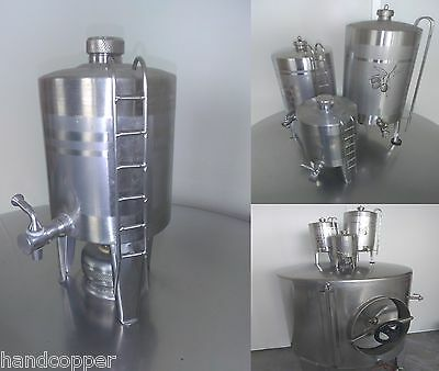 5 liters stainless steel inox container barrel moonshineI wine spirits oil