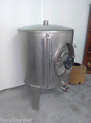 550 liters stainless steel inox container barrel moonshineI wine spirits oil