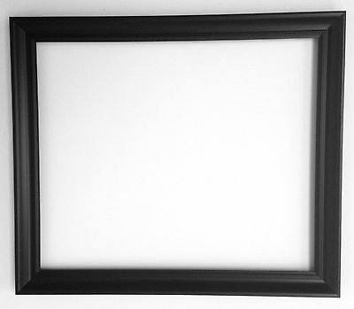 Black Modern spoon matt Frame For Canvas Different Size Frames Available