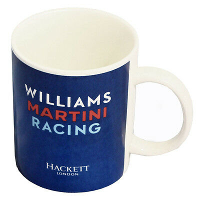 Williams Martini F1 Racing Team Mug Blue Official 2016