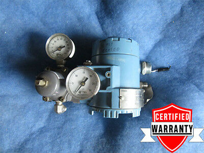 846 DS1J1 K5 CURRENT TO PRESSURE TRANSDUCER 4-20 MA 3-15 2 yr warranty