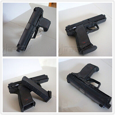 1:1 Scale USP Universal Self-loading Pistol Can be Disassemble PAPER MODEL