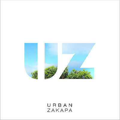 Urban Zakapa - Uz (Ep) Cd K-Pop Kpop