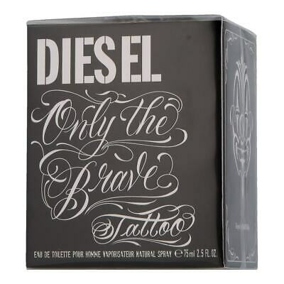 Diesel Only the Brave Tattoo ★ EDT Eau de Toilette 75ml NEU&OVP