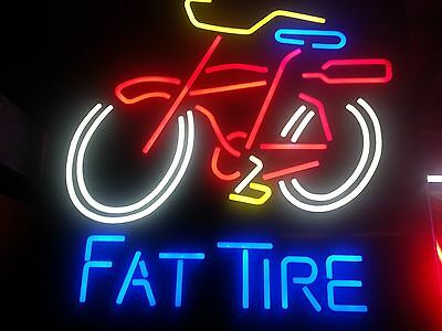 Fat Tire LED beer sign 24 inches