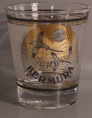Bermuda Countryside Shot Glass # 7065
