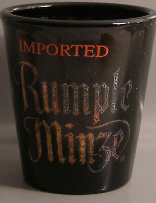 Imported Rumple Minz Shot Glass # 2537