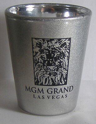 MGM Grand Las Vegas Shot Glass #8219