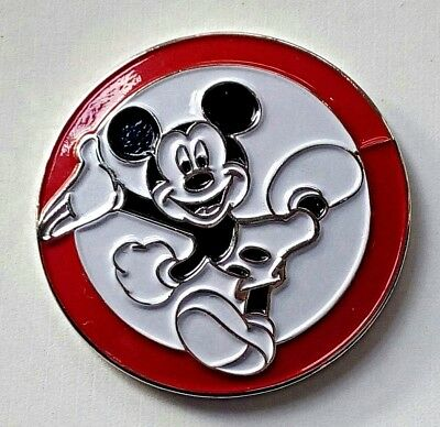 "anneys - **GOLF  BALL  MARKERS - Mickey Mouse"""" -24mm diameter**"