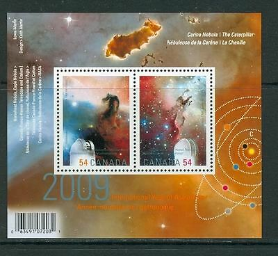 Canada SC#2323 International Year of Astronomy S/S MNH