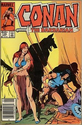 Conan The Barbarian #158 - VF-