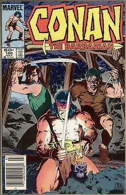 Conan The Barbarian #160 - FN-