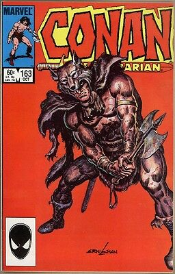 Conan The Barbarian #163 - FN+