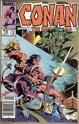 Conan The Barbarian #170 - VF-