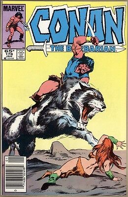 Conan The Barbarian #178 - FN