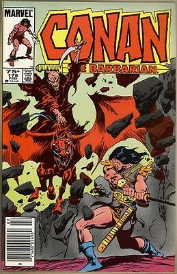 Conan The Barbarian #179 - VF