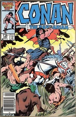 Conan The Barbarian #182 - VF