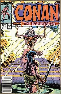 Conan The Barbarian #194 - FN+