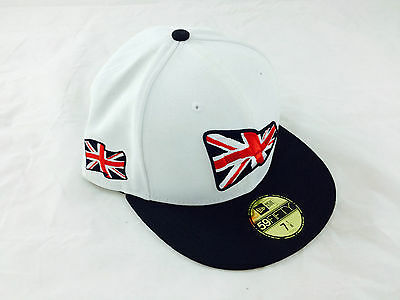 New Era Country Colors UK 59FIFTY 5950 Cap White