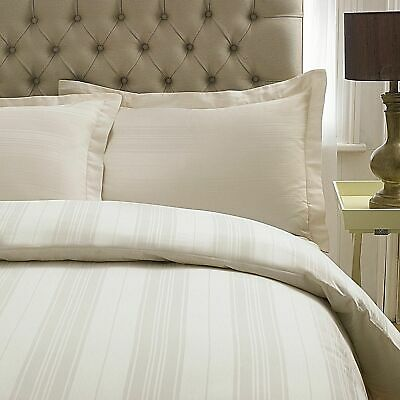 Great Knot Duvet Cover Set Egyptian Cotton Variable Stripe Bed Linen 200 Thread
