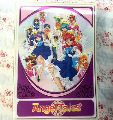 Angel Tales Anime Complete DVD Boxset With Plush Dolls Bandai Films