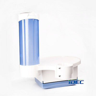 Dental tray Disposable Cup Storage Holder paper tissue box for Dental Chair