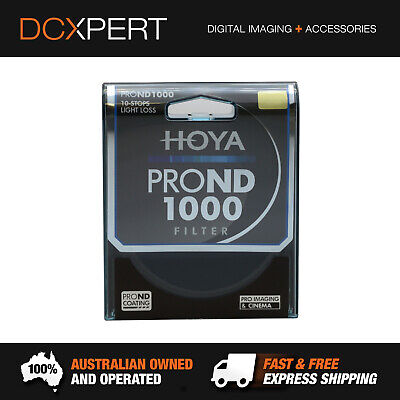 49mm HOYA PRO ND1000 – NEUTRAL DENSITY FILTER & BONUS 32GB FLASH DRIVE
