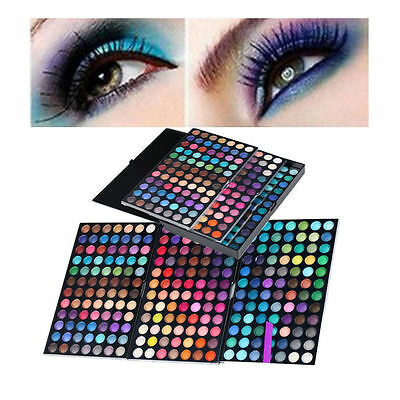 88/120/252 Color Eye Shadow Makeup Cosmetic Shimmer Matte Eyeshadow Palette Set