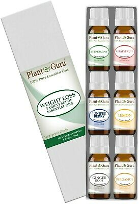 Essential Oil Kit By Lefleuria Pure Natural 5 00 Picclick