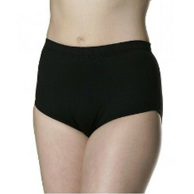 Danskin Cheer Dance Trunk Spank Brief Adult Child Style #2910 #2911 New