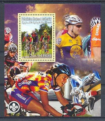 (016380) Bicycle, Scouting, - private issue -