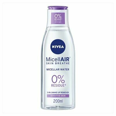 NIVEA Daily Essentials Sensitive 3-in-1 Micellar Cleansing Water - 200 ml