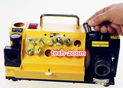 high quality Drill bits Sharpener 2mm to 13mm Capacity with ER20 collet