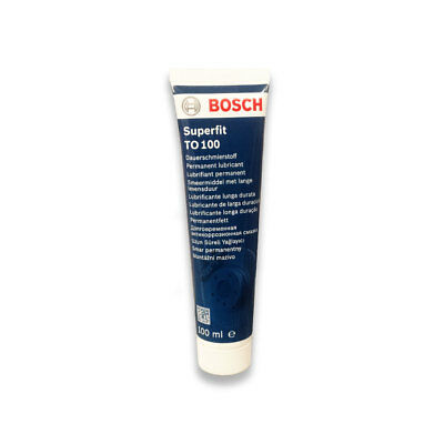 GENUINE BOSCH BRAKE COMPONENT PERMANENT LUBRICANT GREASE SUPERFIT NEW 100ml