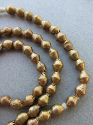 African Brass Spacer Beads [62060]