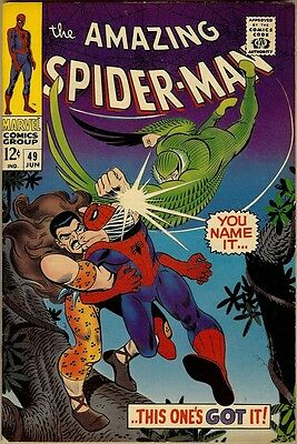 Amazing Spider-Man #49 - VF
